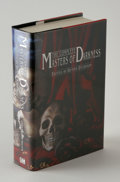 Books:First Editions, The Complete Masters of Darkness. Edited by Dennis Etchison(California and Pennsylvania: Underwood-Miller, 1990), first...