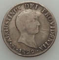 Mexico, Mexico: Mixed Lot of Two 19th Century Coins,... (Total: 2 coins)