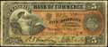Canadian Currency: , Toronto, ON- The Canadian Bank of Commerce $5 May 1, 1912 Ch. #75-14-14. ...