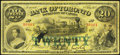 Canadian Currency: , Toronto, ON- The Bank of Toronto $20 Feb. 1, 1923 Ch # 715-22-60....
