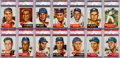 Baseball Cards:Sets, 1953 Topps Baseball Near Set (271/274). ...