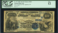 National Bank Notes:Wisconsin, Appleton, WI - $10 1882 Value Back Fr. 577 The Commercial NB Ch. # (M)2565. ...