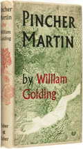 Books:Science Fiction & Fantasy, William Golding. Pincher Martin. London: Faber and Faber, [1956]. ...
