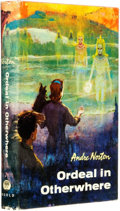 Books:Science Fiction & Fantasy, Andre Norton. Ordeal in Otherwhere. Cleveland and New York: The World Publishing Company, [1964]. ...
