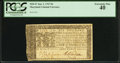 Colonial Notes:Maryland, Maryland January 1, 1767 $6 PCGS Extremely Fine 40.. ...