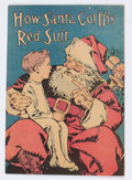 Golden Age (1938-1955):Miscellaneous, March of Comics #nn (#2) How Santa Got His Red Suit (K. K. Publications, Inc., 1946) Condition: Average VG/FN....