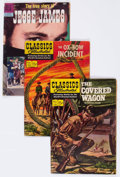 Silver Age (1956-1969):Classics Illustrated, Classics Illustrated/Dell Silver Age Comics Group of 16 (Gilberton,1950s-60s) Condition: Average GD.... (Total: 16 Comic Books)
