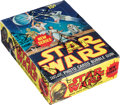Non-Sport Cards:Unopened Packs/Display Boxes, 1977 Topps Star Wars Series 2 Wax Box With 36 Unopened Packs....