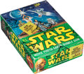 Non-Sport Cards:Unopened Packs/Display Boxes, 1977 Topps Star Wars Series 5 Wax Box With 36 Unopened Packs....