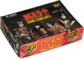 "Non-Sport Cards:Unopened Packs/Display Boxes, 1978 Donruss ""Kiss"" Series 1 Unopened Wax Pack Box...."