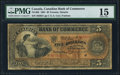Canadian Currency: , Toronto, ON- The Canadian Bank of Commerce $5 Jan. 2, 1901 Ch. #75-14-06. ...