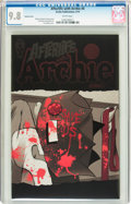 Modern Age (1980-Present):Horror, Afterlife with Archie #4 Seeley Variant (Archie, 2014) CGC NM/MT9.8 White pages....