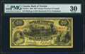 Canadian Currency: , Toronto, ON- The Bank of Toronto $20 Jan. 2, 1935 Ch. # 715-24-14....
