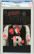 Modern Age (1980-Present):Horror, Afterlife with Archie #2 Seeley Variant (Archie, 2014) CGC NM/MT9.8 White pages....