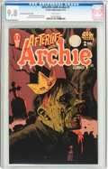 Modern Age (1980-Present):Horror, Afterlife with Archie #1 Francavilla Variant (Archie, 2013) CGCNM/MT 9.8 White pages....