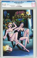 Modern Age (1980-Present):Horror, Afterlife with Archie #7 Pepoy Variant (Archie, 2015) CGC NM/MT 9.8White pages....