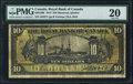 Canadian Currency: , Montreal, PQ- The Royal Bank of Canada $10 Jan. 2, 1913 Ch. #630-12-06. ...