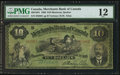 Canadian Currency: , Montreal, PQ- The Merchant's Bank of Canada $10 Feb. 1, 1906 Ch. #460-16-04. ...