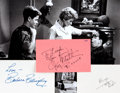 Autographs:Celebrities, [Leave It to Beaver] Barbara Billingsley, Tony Dow and JerryMathers Autographs. ...