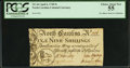 Colonial Notes:North Carolina, North Carolina April 4, 1748 9s PCGS Choice About New 55.. ...