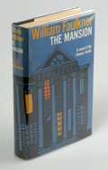 Books:First Editions, William Faulkner: The Mansion Fine in a fine dust jacket.First printing. Green cloth. Original price $4.75, 10/59 on bo...