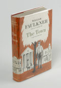 Books:First Editions, William Faulkner: The Town (New York: Random House, 1957),first edition. Fine in a fine dust jacket. First printing. Th...