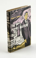 Books:First Editions, Robert Heinlein First Edition: The Puppet Masters. (NewYork: Doubleday and Company Inc, 1951), first edition, 219 pages...(Total: 2 items)