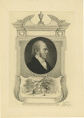"Miscellaneous:Ephemera, Society of Iconophiles Series IV: Portrait of Aaron Burr and a viewof ""Richmond Hill"". Three versions of this title are inc... (Total:3 items)"
