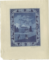 Society of Iconophiles Series VII: Eight Aquatints by C. F. W. Mielatz (1904-1906) consisting of the following titles (c...