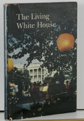 Autographs:U.S. Presidents, Lyndon and Lady Bird Johnson Signed Book: The Living WhiteHouse, by Lonnelle Aikman, (Washington: White HouseHistorica...