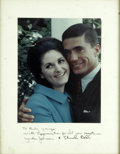 Autographs:Celebrities, Group of Seven Photographs Signed by Multiple First Ladies, First Family members, and one Hollywood luminary . These photogr... (Total: 7 items)