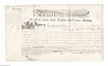"Autographs:Statesmen, Declaration Signer Thomas McKean Document Signed as PennsylvaniaGovernor ""Tho M:Kean"". One page, partly printed, vellum, 20..."
