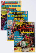 Silver Age (1956-1969):Science Fiction, Mysteries of Unexplored Worlds Group of 11 (Charlton, 1958-64)Condition: Average FN-.... (Total: 11 Comic Books)