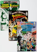 Bronze Age (1970-1979):Superhero, Secret Origins #1-42 Near-Complete Run Box Lot (DC, 1986-89) Condition: Average VF/NM....