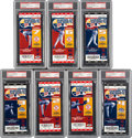 Baseball Collectibles:Tickets, 2007 Boston Red Sox World Series Complete Full Ticket Run Lot of 7....
