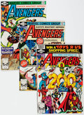 Modern Age (1980-Present):Superhero, The Avengers #197-201 Box Lot (Marvel, 1980) Condition: AverageVF/NM....