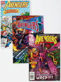 Modern Age (1980-Present):Superhero, The Avengers Box Lot (Marvel, 1992-96) Condition: Average VF/NM....