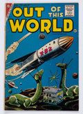 Silver Age (1956-1969):Science Fiction, Out of This World #1 (Charlton, 1956) Condition: VG+....