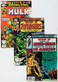 Modern Age (1980-Present):Superhero, What If? Box Lot (Marvel, 1979-80) Condition: Average VF/NM....