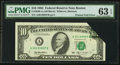 Error Notes:Foldovers, Fr. 2030-A $10 1993 Federal Reserve Note. PMG Choice Uncirculated63 EPQ.. ...