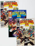 Modern Age (1980-Present):Superhero, Secret Wars II #1 Box Lot (Marvel, 1985) Condition: AverageVF/NM....