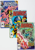 Modern Age (1980-Present):Superhero, The Avengers #263-266 Box Lot (Marvel, 1986) Condition: AverageVF/NM....