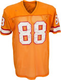 Football Collectibles:Uniforms, 1978-86 Jimmie Giles Game Worn Tampa Bay Buccaneers Jersey, MEARS A10. ...
