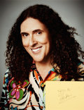 "Autographs:Celebrities, ""Weird Al"" Yankovic Autograph. ..."