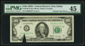 Error Notes:Printed Tears, Fr. 2165-K $100 1969A Federal Reserve Note. PMG Choice ExtremelyFine 45.. ...