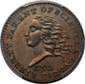Early Dimes, 1792 P10C Disme, Judd-10, Pollock-11, SP64 Brown PCGS Secure. ...