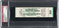 Football Collectibles:Tickets, 1964 NFL Championship Game Browns vs. Colts Full Ticket PSA EX 5....