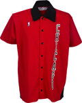 Basketball Collectibles:Uniforms, 1987 Chicago Bulls Game Worn Warm-Up Jacket....