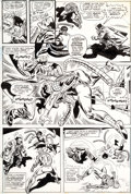 Original Comic Art:Panel Pages, Ross Andru, Mike Esposito, and Dave Hunt Amazing Spider-Man#159 Page 3 Doctor Octopus Original Art (Marvel, 1976)...