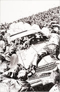 Original Comic Art:Covers, Charlie Adlard Walking Dead #59 Cover Original Art (Image,2009)....